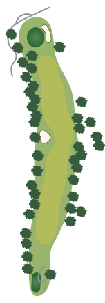 hole #1 diagram