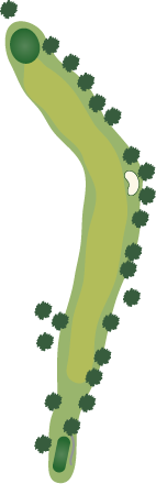 hole #4 diagram